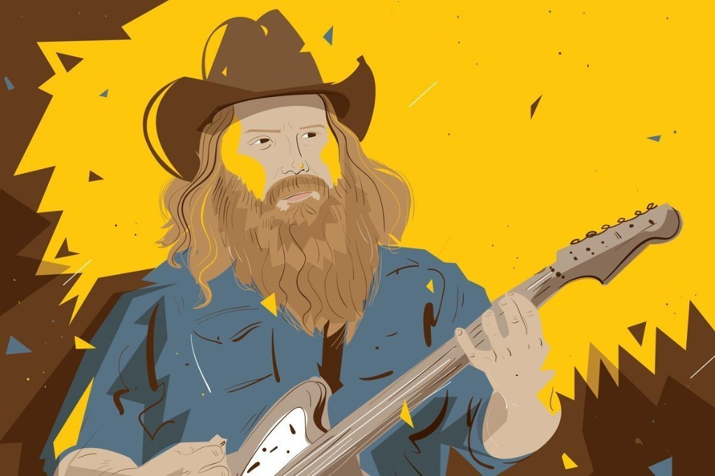 Chris Stapleton Is the King of Country Music