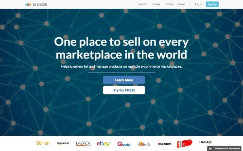 Branch8 Lets Merchants Sell Via Multiple E-Commerce Sites With Fewer Headaches