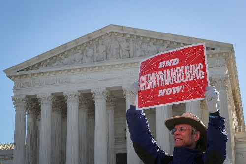 U.S. Supreme Court divided on partisan electoral maps
