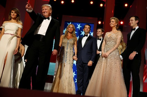 The Inaugural Balls in Pictures