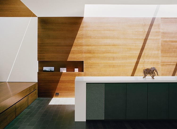 Articles about meticulous renovation turns run down house storage smart gem on Dwell.com - Dwell