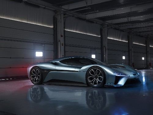 China's NextEV says its new electric supercar is the world's fastest