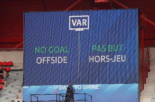 FIFA defends VAR ahead of women's World Cup quarter-finals