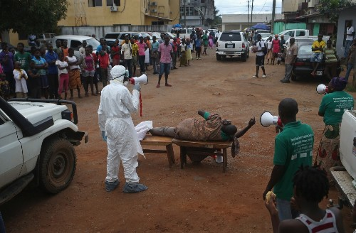 The Ebola Crisis Continues: In Pictures