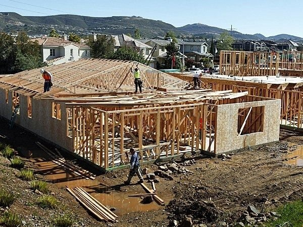 Homebuilder Sentiment Surges In November