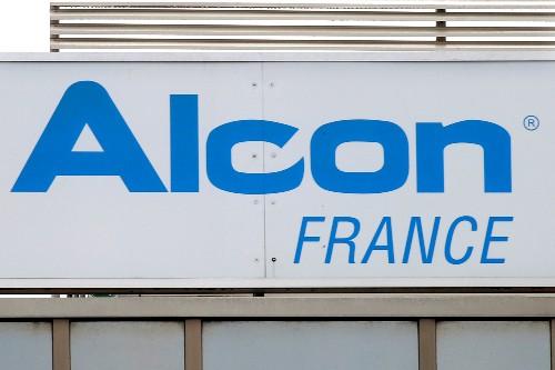 Alcon - Angepeilte Margenverbesserung eher gegen Ende der Zielperiode