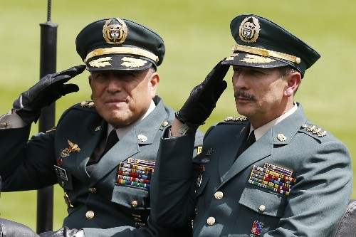New evidence links Colombia army chief to civilian slayings