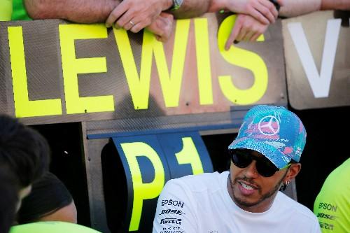 Hamilton fastest for mourning Mercedes in Monaco