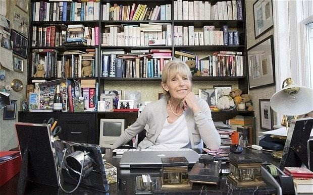 Penny Vincenzi: 'I never plot what will happen'
