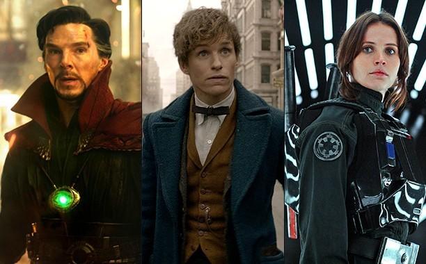 Doctor Strange, Fantastic Beasts among Oscar visual effects contenders