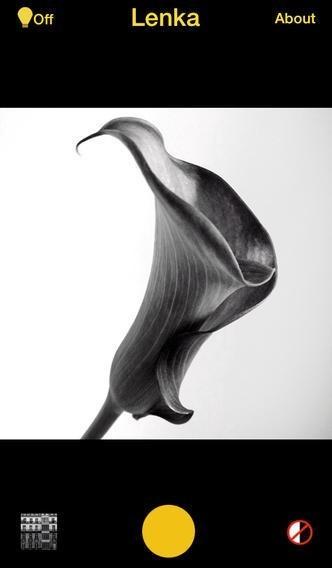 Lenka Might Be The Black-And-White Photographer's Dream App