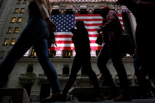 J.P. Morgan slashes U.S. second quarter GDP outlook to 1%