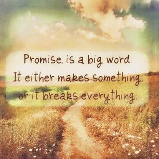 Promise! #quotes #thoughts #wisdom