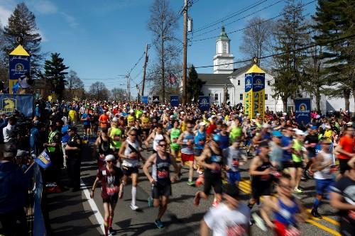 Boston Marathon 2017 in Pictures