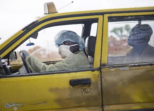 THE SHOT: Capturing Ebola