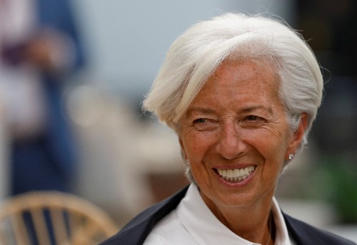 IMF's Lagarde says West Bank, Gaza growth must be focused on jobs