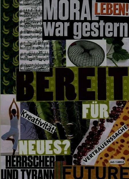 📰 Querbeet, Record 🔴 Zeitgeschehens - Magazine cover