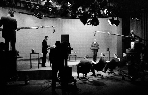 The 1960 TV Debate