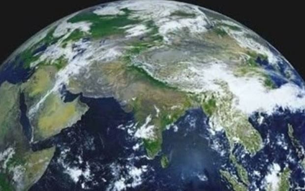 Timelapse: incredible satellite footage shows Earth in ultra HD
