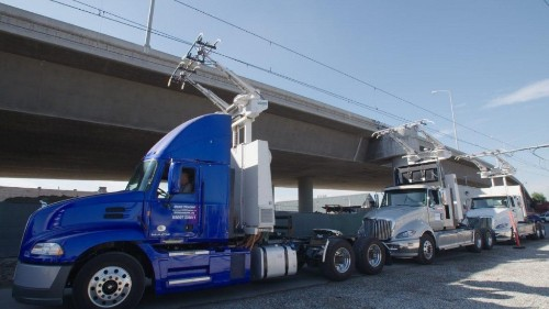 There's Now An Electric Highway In California