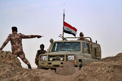 In Iraq, concern that Syria chaos would bring back IS