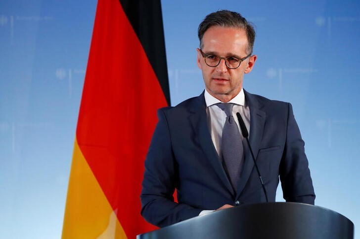 Maas peilt für Mittwoch Beschluss zu Aufhebung von Reisewarnung für Europa an