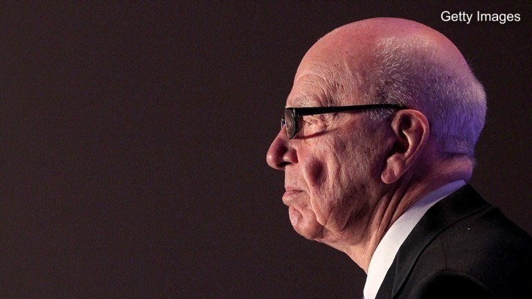 No deal! Murdoch gives up on Time Warner