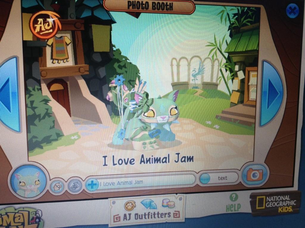 Animal Jam - Magazine cover