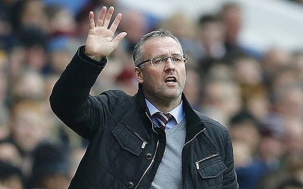 Paul Lambert twice told Aston Villa chairman Randy Lerner to sack him