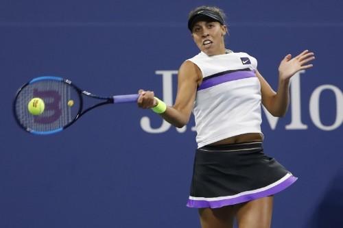 Keys sails through to U.S. Open third round