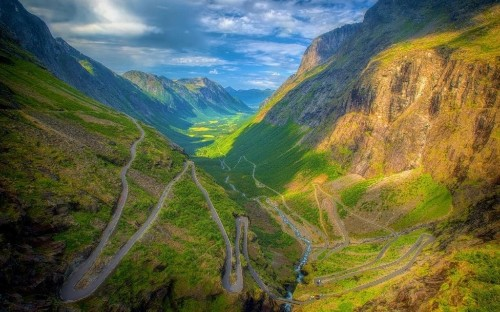The 10 best drives in the world