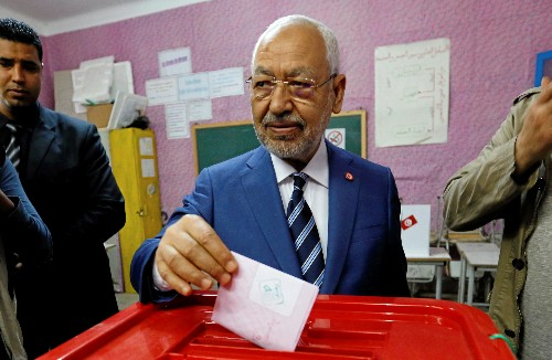 Leader of moderate Islamist party to stand for parliamentary elections in Tunisia