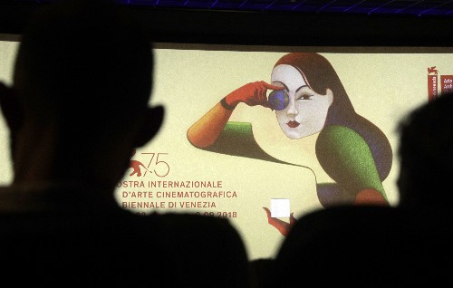 Reporters focus on Polanski's film, not his crime, at Venice