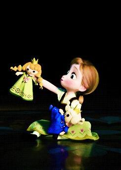 Little Anna.