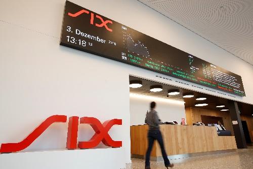 Schweizer Börse kommt nicht vom Fleck