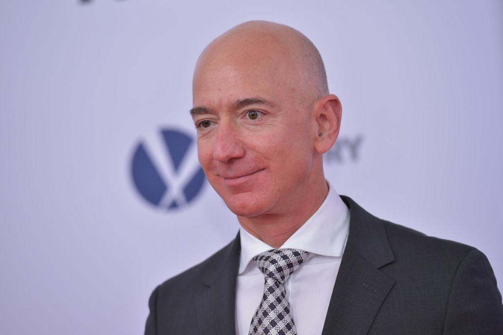 Jeff Bezos is the richest person in the world. What good will he do with all that money?