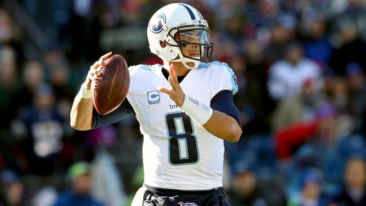With 1,317 passing yards so far. Mariota is on fire this season. The rookie days are over for this QB.