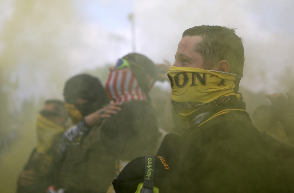 Proud Boys rally has Portland in state of emergency