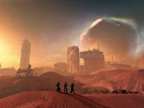 Here's A New Look At The Most Anticipated Video Game Of The Year