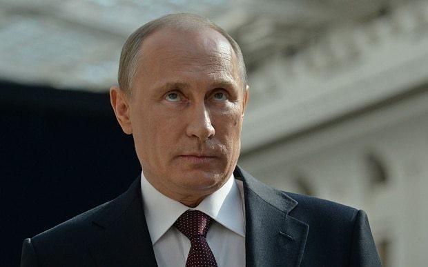 Vladimir Putin's Novorossiya may mark just the start of his empire-building ambitions
