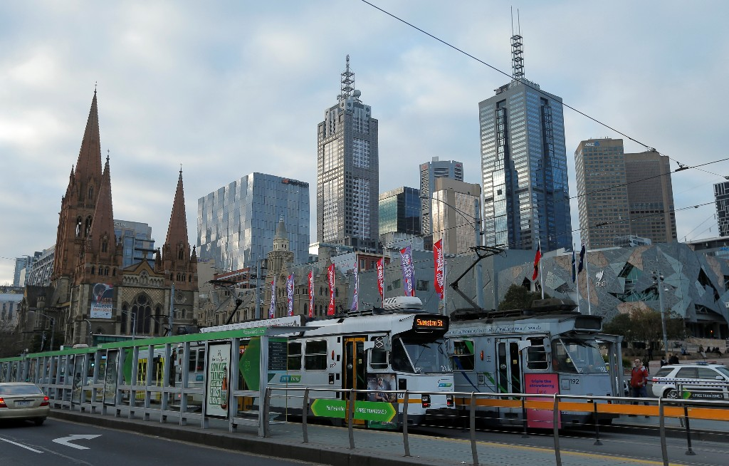 Australiens zweitgrößte Stadt Melbourne wieder unter Virus-Lockdown
