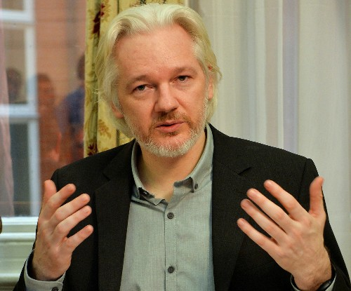 Swedish prosecutor will not appeal court ruling on Assange detention