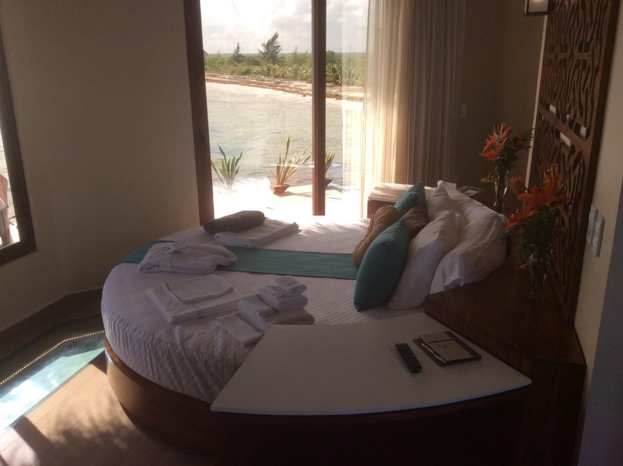 Over Water Suite at El Dorado Maroma