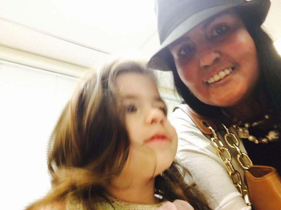 My other beautiful granddaughter Gabriella