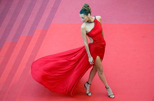 On Cannes red carpet, 'go big' is this year's fashion buzzword