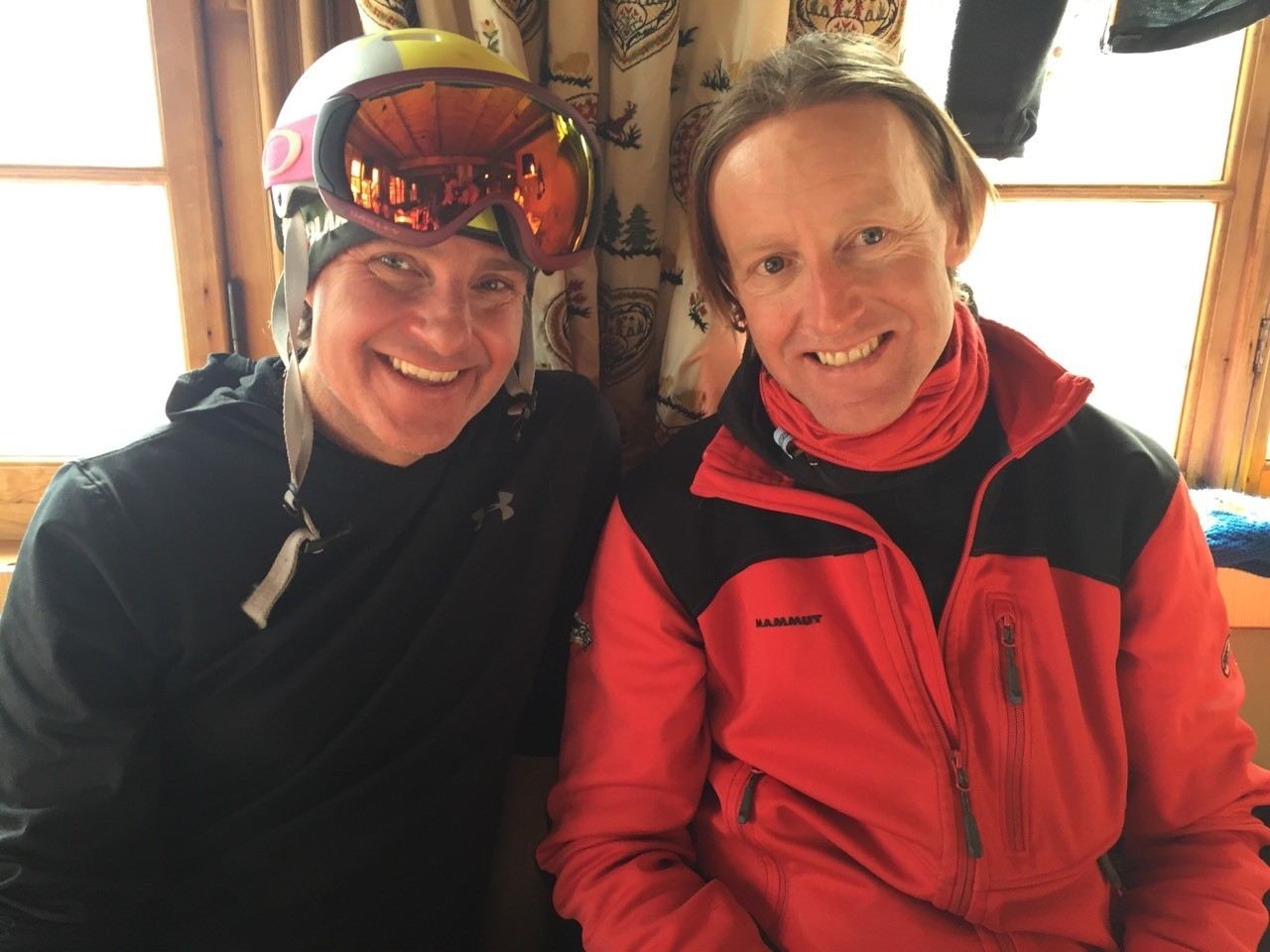 My backcountry ski guides from Ryder Walker