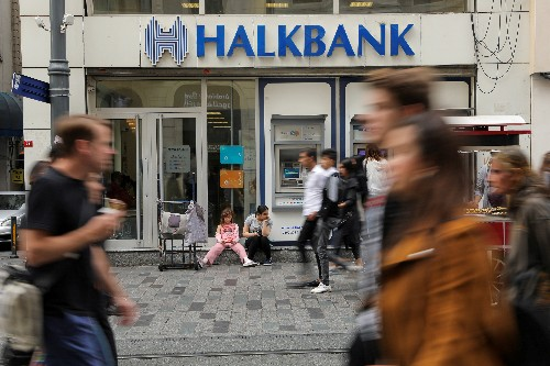 Turkey's Halkbank may face sanctions if it fails to appear in U.S. court