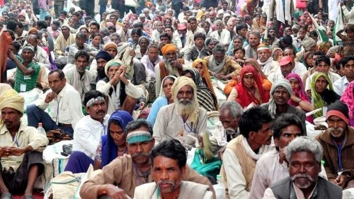 Rural India fights for its rights
