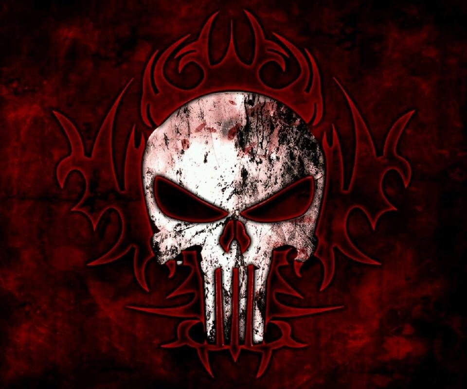 Skull - Magazine cover