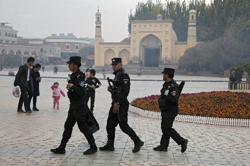 China and US clash over Xinjiang, Hong Kong bills